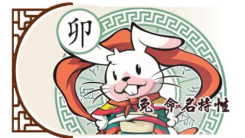 兔-命名特性