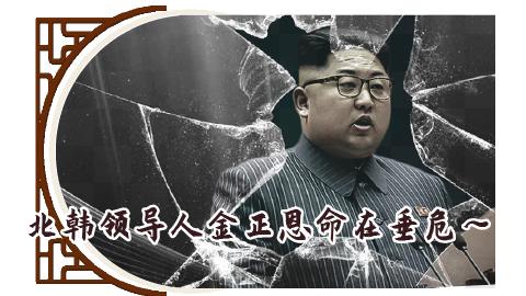 北韩领导人金正恩命在垂危~张定玮老师